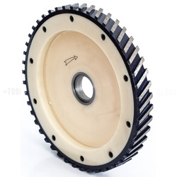 Teflon Core Diamond Segmented Milling Wheel for Bridge Saw