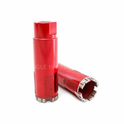 Stone Velocity Diamond Core Drill Bit 1 3/8 Inch Wet/Dry