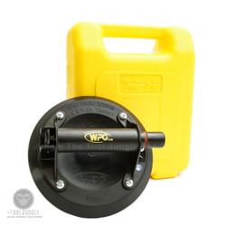 "8"" Flat Vacuum Cup with ABS Handle Woods Power grip N4000"
