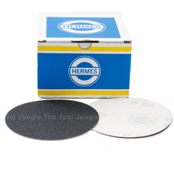 Heavy Duty  5 inch Silicon Carbide Sand Paper Velcro- 50 pieces