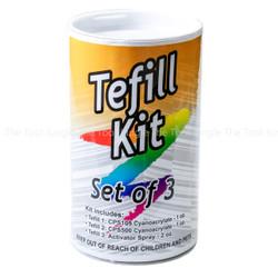 Tenax Tefill Chip Repair Kit  3 piece