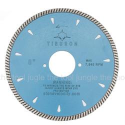 "Tiburon 8 "" Turbo Rail Saw Blade -for Accuglide rail saw"