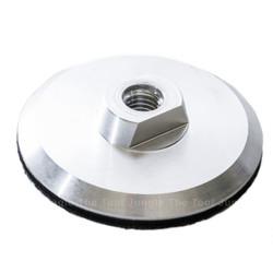 Aluminum Backer Pad 4 inch