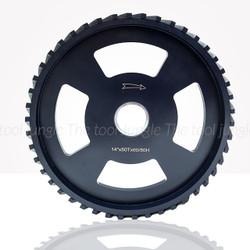 Milling Wheel Steel Core Body  sizes (50mm)