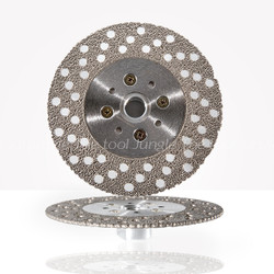 "5"" Vacuum Braised Lighter Weight Diamond Cup Wheel"