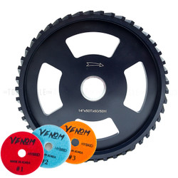 Milling Wheel with free Venom set Bundle