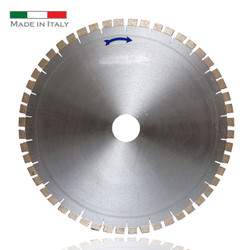 SV&B Italian Quartzite/Taj Mahal Bridge Saw Blade