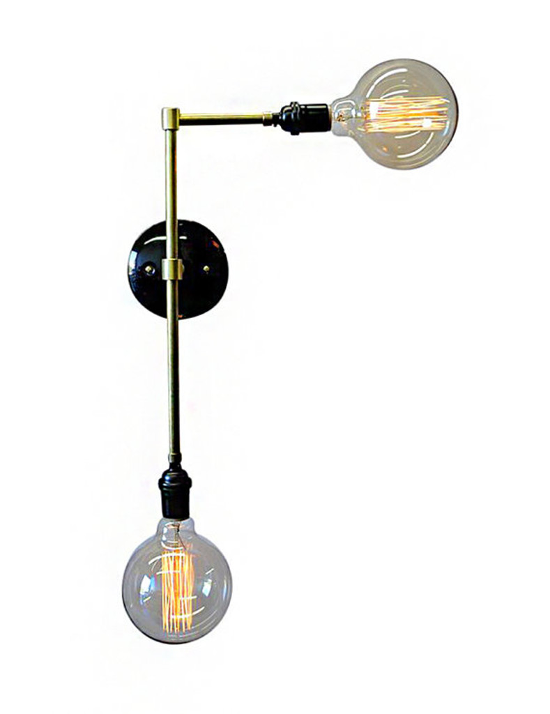 RAY Industrial Double Wall Sconce