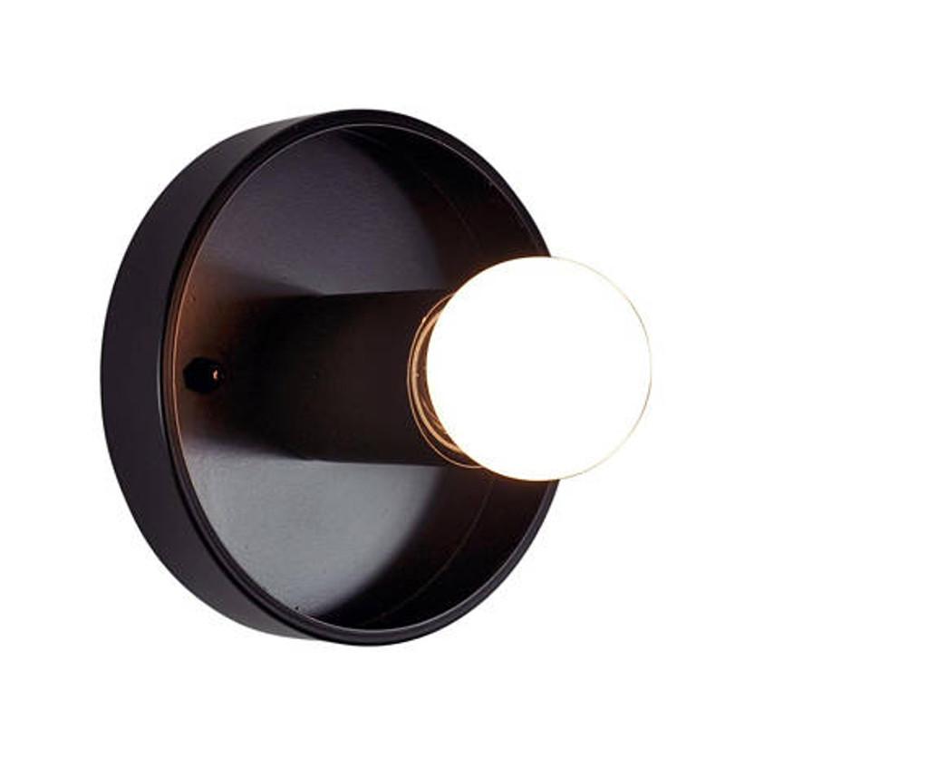 Modern Wall Sconce Black - UL Listed