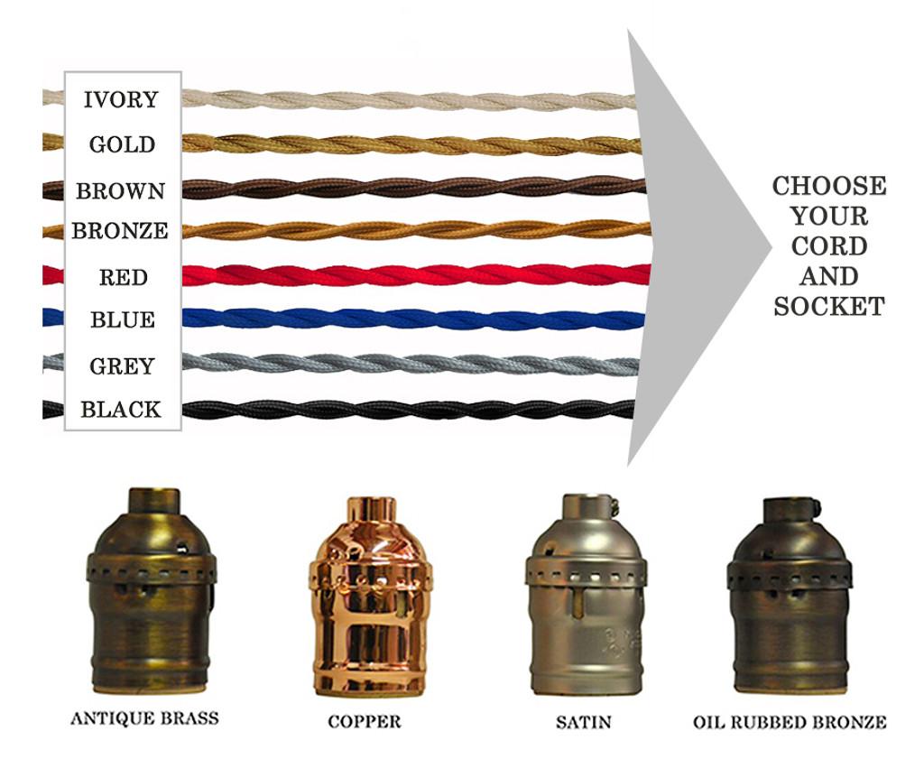 Build Your Own Pendant Light