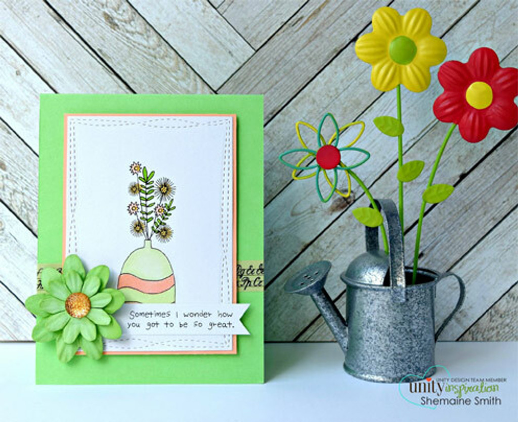 Sometimes I Wonder {March 2016 Sentiment Kit}