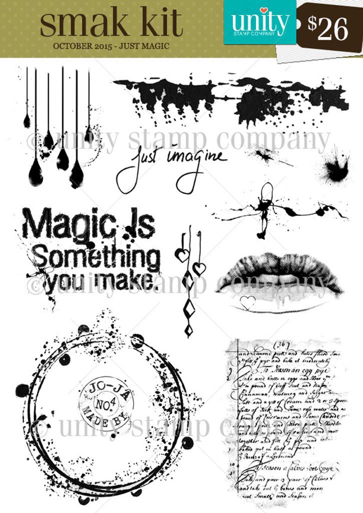 Just Magic {smak 10/15}