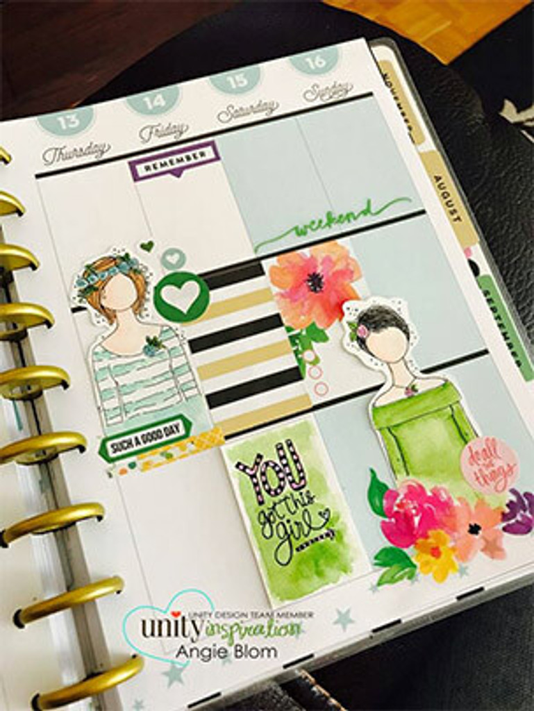 Planner Gal: Today