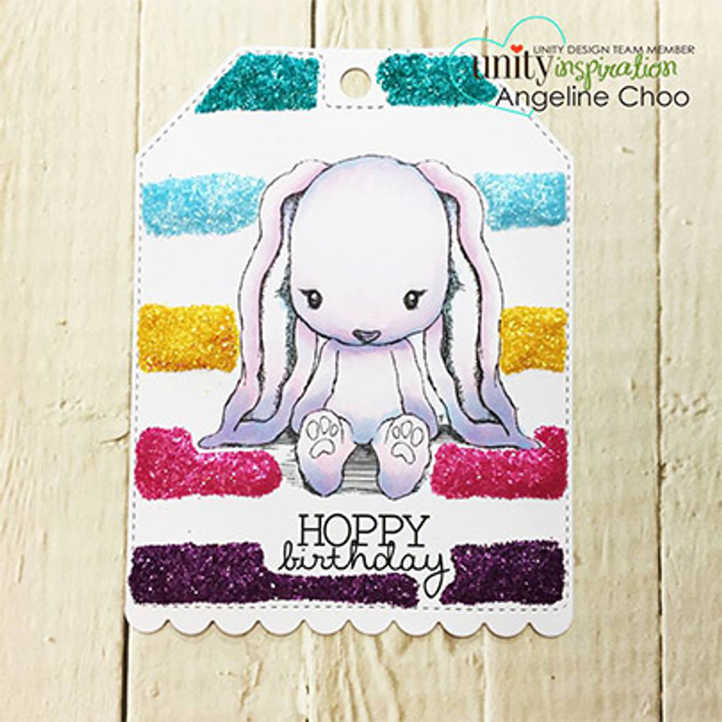 Cuddlebug Bunny