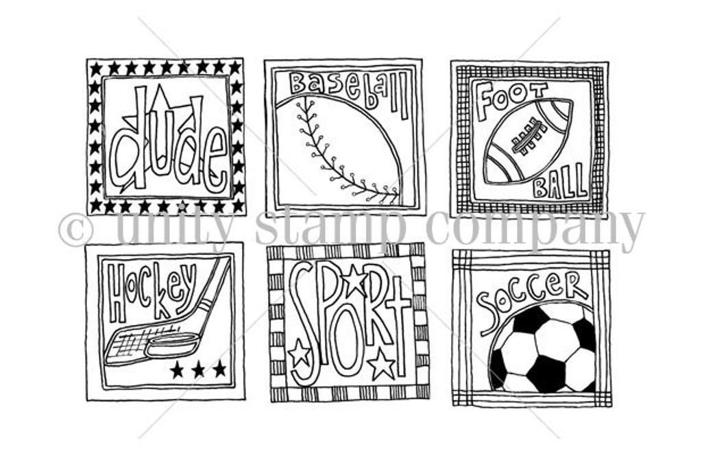 Sports Squares