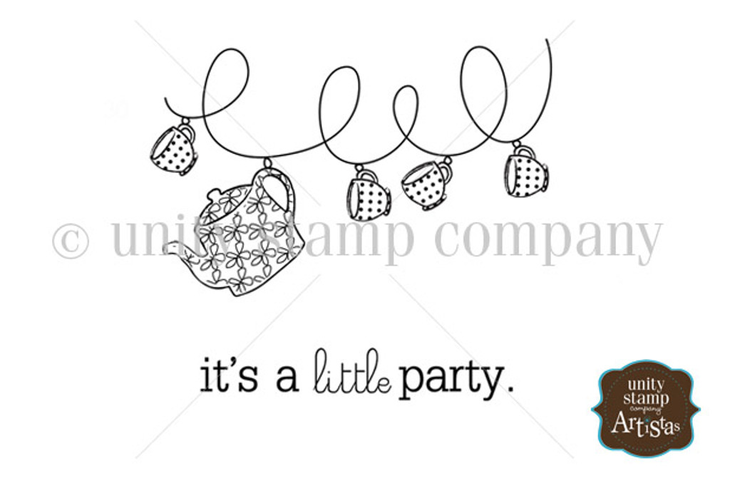 A Little Party {Itty Bitty}