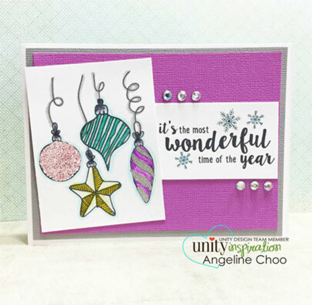 Believe in the Magic {October 2015 Sentiment Kit}