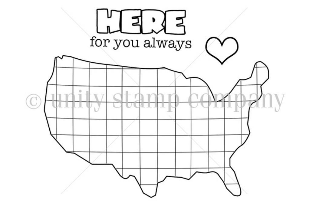 HERE for you Map