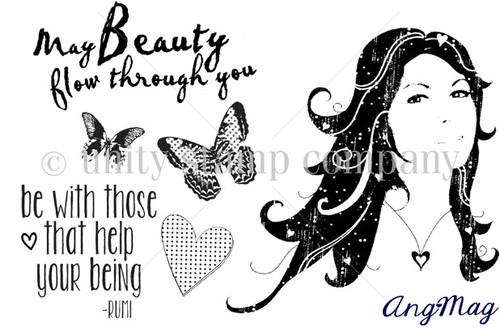 Beauty Flow Through You