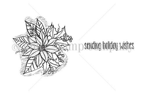 Poinsettia Wishes