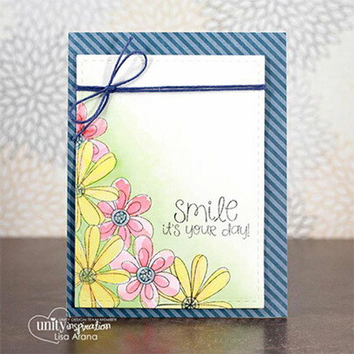 Smile, It's Your Day {july 2015 sentiment kit}