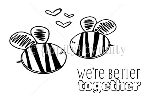 """""""Bee"""" Better Together"""