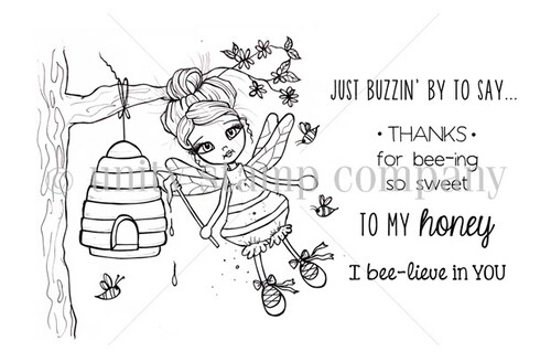 Beth the Bumblebee Fairy