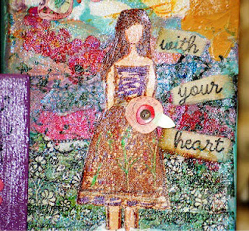 Angie Girl:Dream with your Heart
