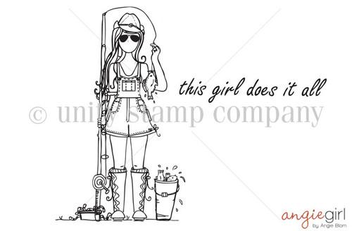 ANGELA girl