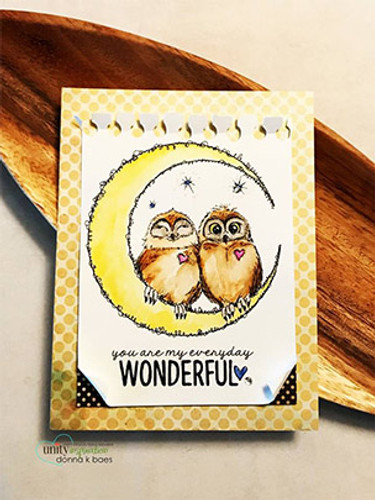 Everyday Wonderful Owls {uu 8/17}