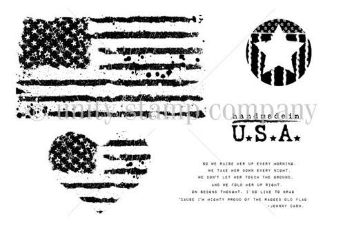 Ragged Ol' Flag