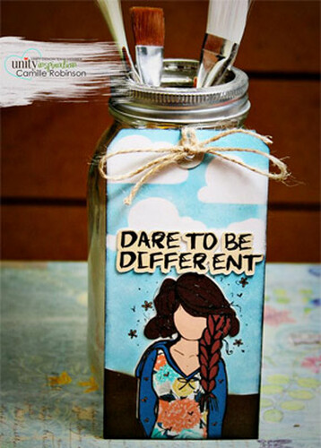 Be Different {smak 4/16}