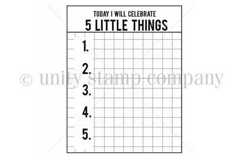 5 Little Things