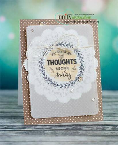 Everything Comes Full Turn {September 2015 Sentiment Kit}