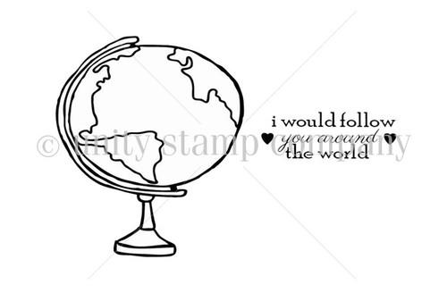 Follow You Around Globe