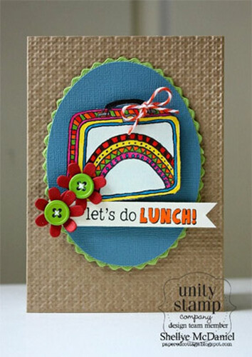 Grade School Style Lunch