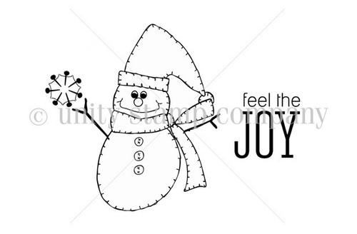 Simple Snowman Joy