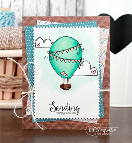 Sending Up Something Beautiful