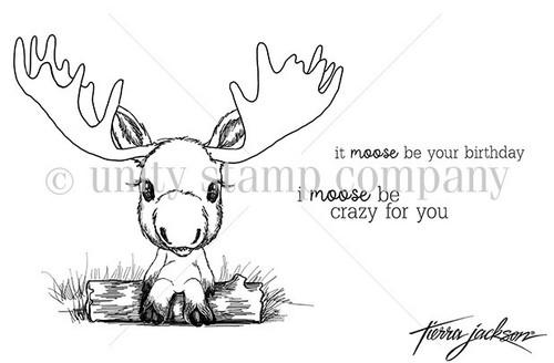 Cuddlebug Moose
