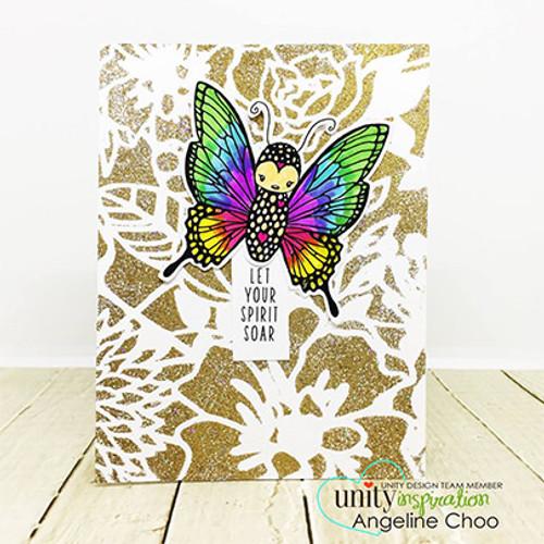Cuddlebug Butterfly