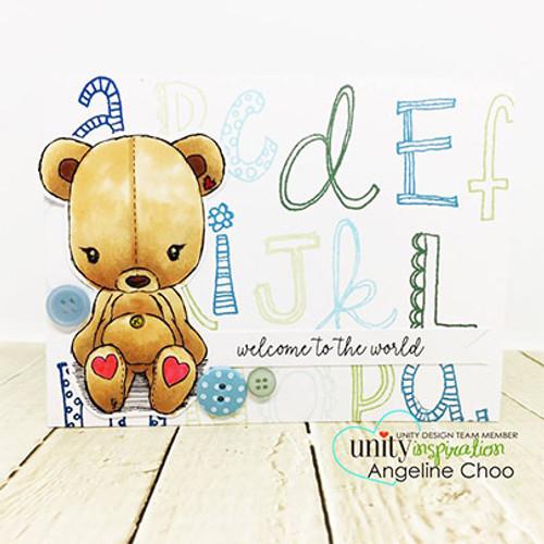 Cuddlebug Teddy Bear
