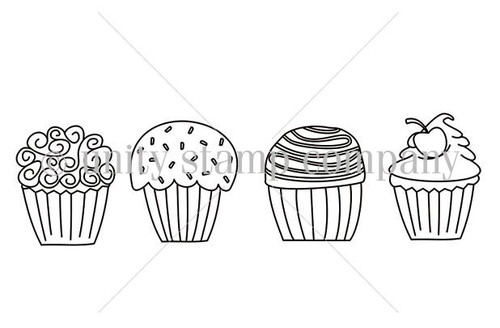 1,2,3,4,5 Thousand Cupcake Calories