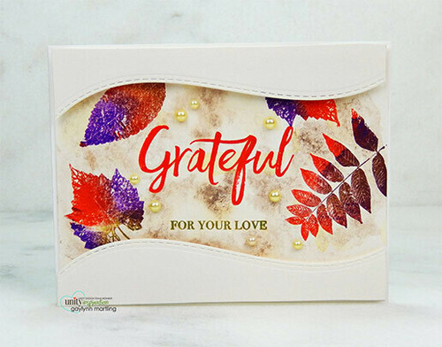 Thankful and Grateful Fall {september 2018 sentiment kit}