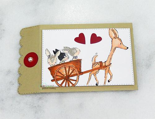 Deer Cart