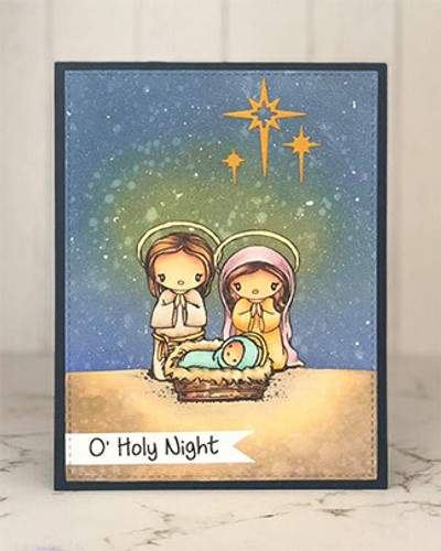 O' Holy Blessed Night