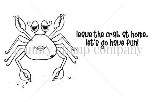 Leave the Crab