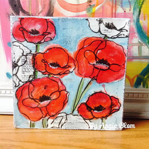 Donna Poppies {Donna Downey}