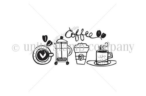 Coffee side by side