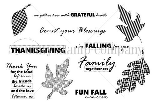 GRATEFUL Hearts { september 2013 sentiment kit}