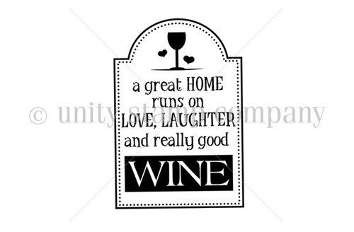 Love, Laughter, Wine